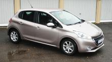 TEST: Peugeot 208 1,4 HDI