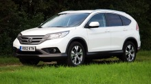 Honda CR-V 2013: