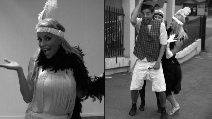 «Skal vi danse» skrur tiden tilbake til stumfilmtiden