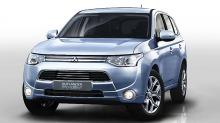 Mitsubishi Outlander Hybrid: Her er SUV-en som også er elbil