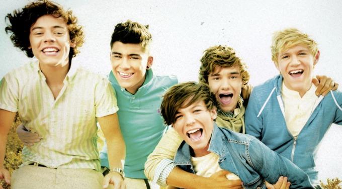 Du kan nå sende inn dine spørsmål på Facebook og Twitter til One Direction. De beste spørsmålene skal Thomas og Harald stille dem.