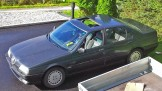 Bilen min Alfa Romeo 164: Denne ser du ikke hver dag