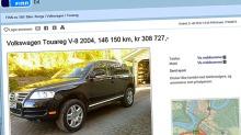 VW Touareg V8: Har tapt seg over en million kroner