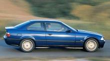 BMW 3-serie coupe: Sprek bil til 80.000 kroner