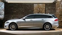 Jaguar XF Sportbrake: Får skryt i de første testene