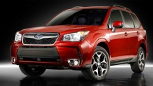 Subaru Forester 2013: Norsk folkefavoritt blir ny