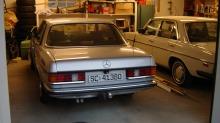 Mercedes 280 C: Noen biler får man bare aldri kjøpt