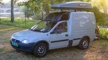 Opel Combo: Det enkle er ofte befriende enkelt...