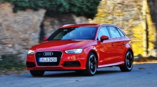 TEST Audi A3 Sportback: Utstyrskongen i klassen
