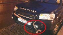 Land Rover Freelander: Nei – slepetauet er nok ikke helt tilfeldig ...