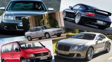 Topp 10: De dårligste bilene de siste 15 årene
