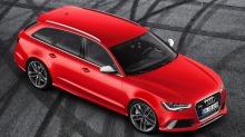 Audi RS 6: Dette er faktisk en helt fornuftig stasjonsvogn