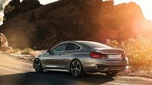 BMW 4-serie coupe: Skifter navn og blir rålekker