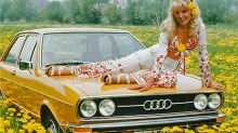 1973 Audi 80 S: Julegaven min far aldri fikk