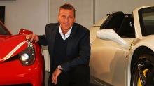 Ferrari-rekord: I år har han solgt 17 stykker!