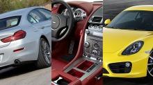Topp 10: Dette er bilene vi drømmer om å eie