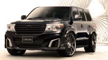 Toyota Landcruiser: Når mye vil ha mye mer