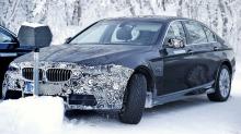 BMW 5-serie: Denne venter mange mammaer og pappaer på