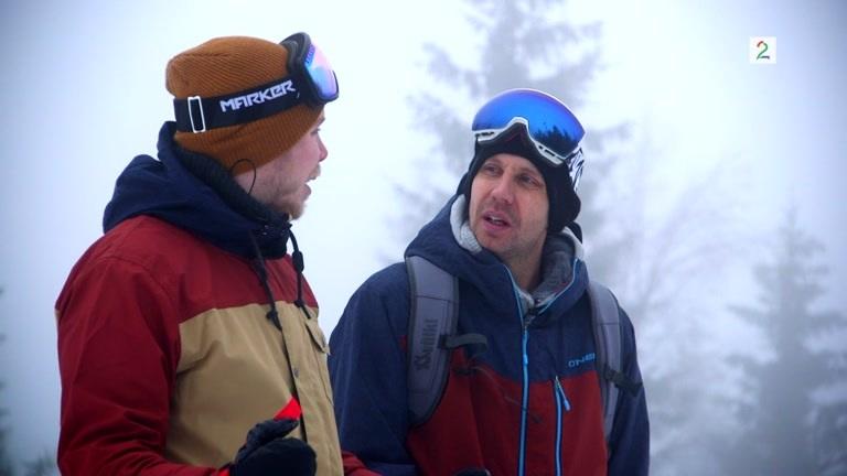 Bilde for: Skiboys med Morten Ramm: – Det heter jo ikke after-snowboard...