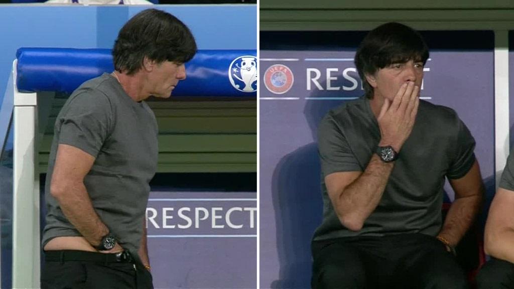 Bilde for: FC EM: Tyskland-sjefen eklere enn noen gang: – Serverer oppkast i munnen på seeren