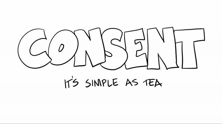 Te og seksuelt samtykke
