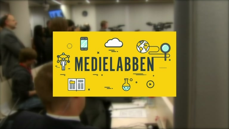 Promo for Medielabben