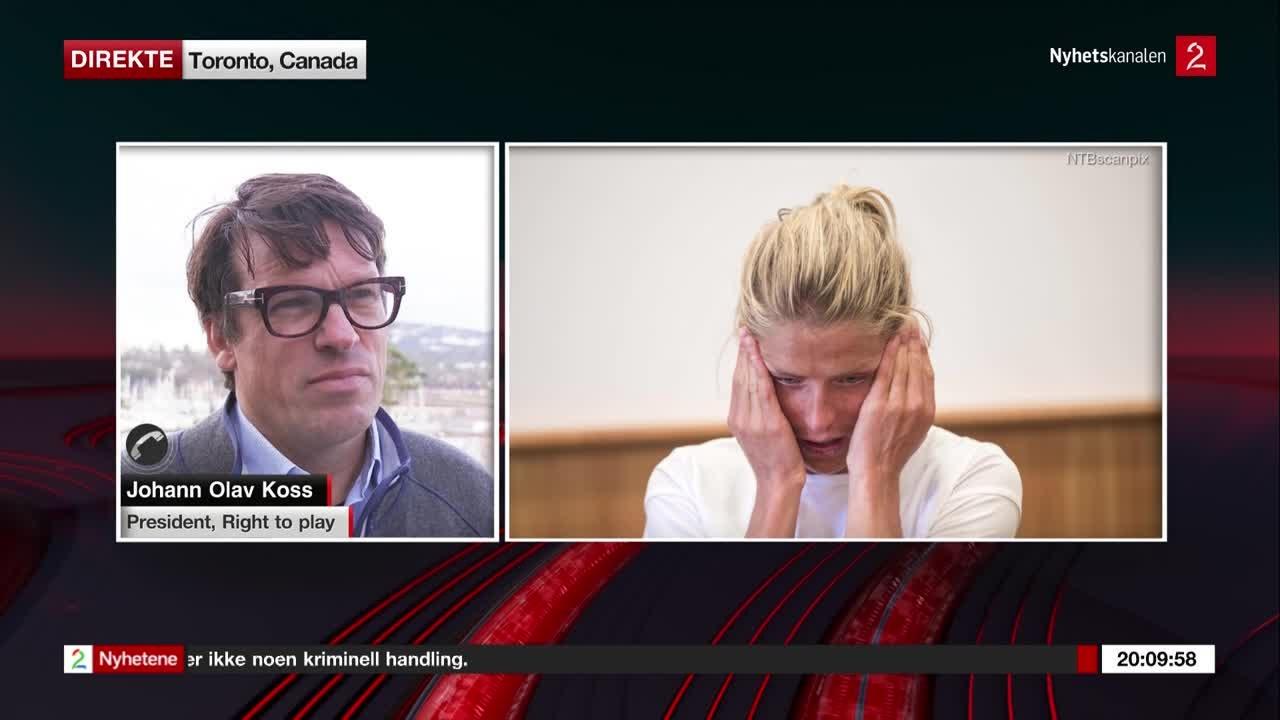 Bilde for: Koss kritisk til CAS etter Johaug-dommen: – Driver forskjellsbehandling