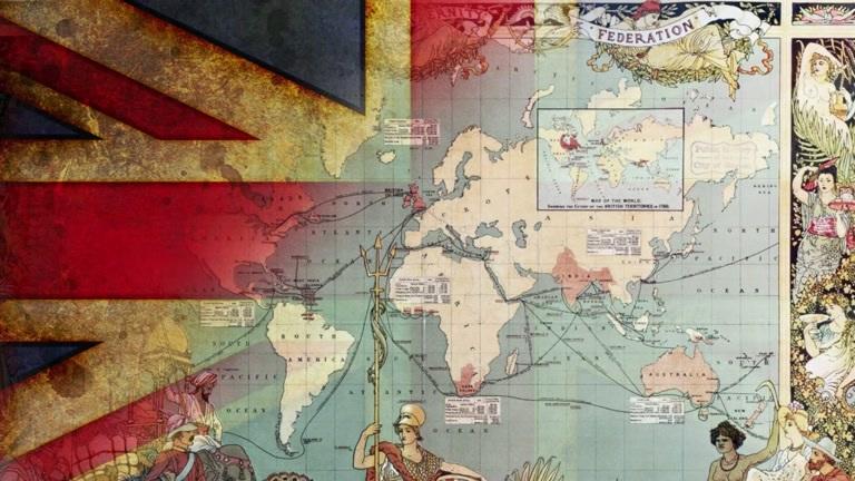 Temasending om imperialisme, uke 44 – 2017