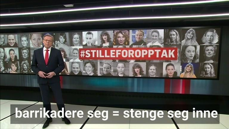 Nyheter, mandag 20. november: