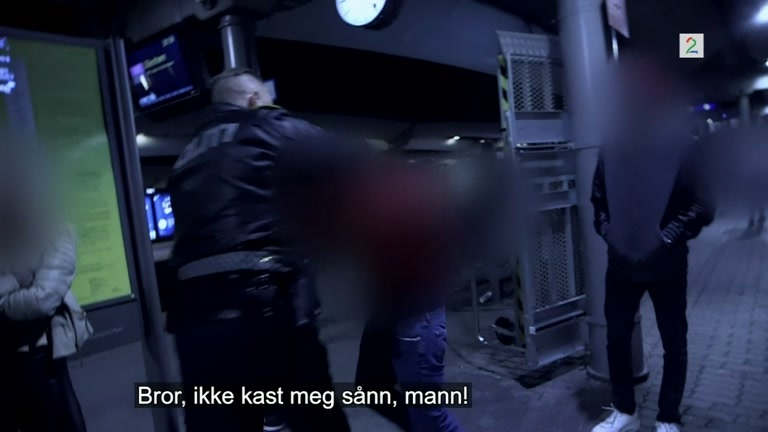 Bilde for: Her er «Åsted Norge» med politiet på jobb en lørdagskveld