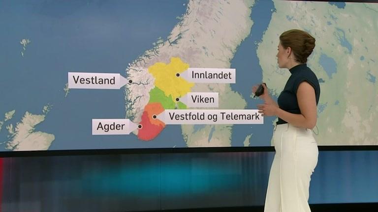 Fylkessammenslåingen har ført til mye debatt og mange nyhetssaker. Slik som her på TV 2 Nyhetene.