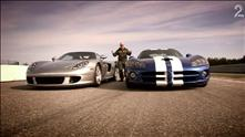 Dodge Viper vs Carrera GT, del 2