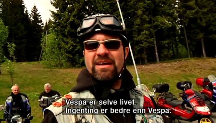 vespa deler norge