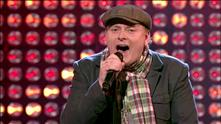 Leif Anders Wentzel på blind audition