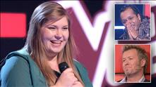 Silje Løvaas Blind Audition