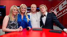 The Voice - nettsending i pausen