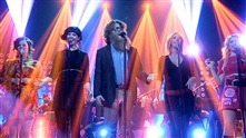 «Fairytale of New York» med Katzenjammer og Ben Caplan