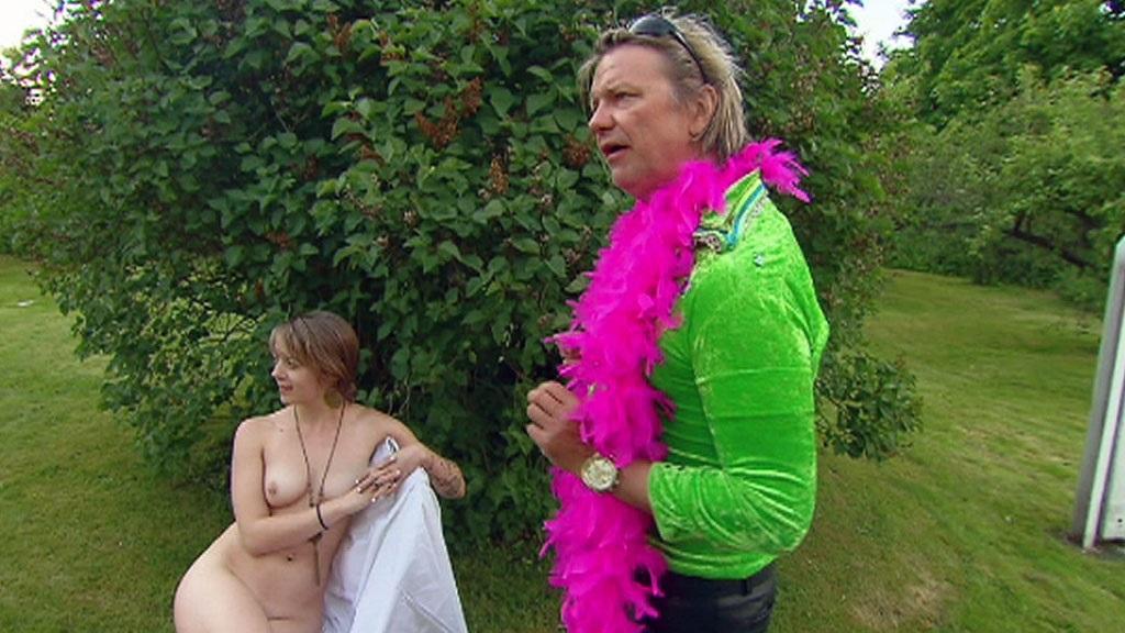 norske nakene damer norske damer i playboy